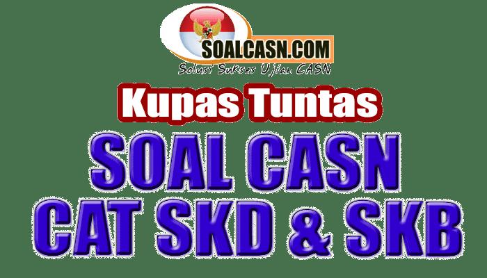 cat casn cpns online skd skb