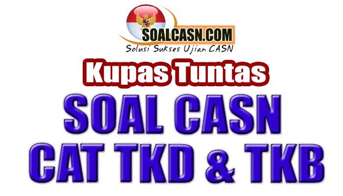 Download soal casn cpns cat skd